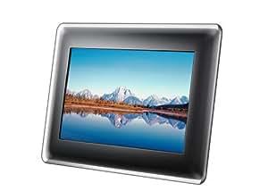 "Samsung SPF-87H 8"" Negro - Marco digital (20,3 cm (8""), 800 x 480 Pixeles, 200 cd / m², 500:1, 1024 MB, SD)"