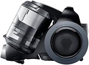 Samsung VC07F80HUUK - Aspiradora de trineo, 76 db, 2 l, 700 W ...