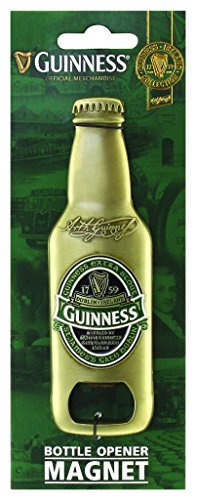 Guinness Ireland 3D Magnet Bottle Opener