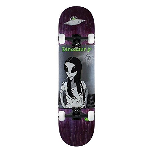 Alien Workshop Dinosaur (Alien Workshop Skateboard Complete Dinosaur Jr (Asst) 8.25