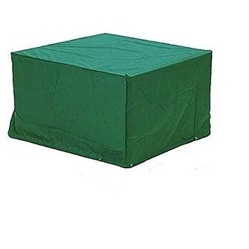 Hochwertig Yahee Wasserdichte Schutzhülle Hülle Abdeckung Für Gartenmöbel Bank Tisch  135x135x75cm