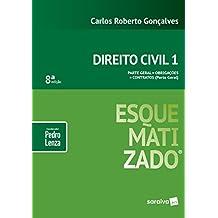Direito Civil Esquematizado. Parte Geral. Obrigações e Contratos - Volume 1