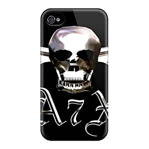 JamesKrisky Iphone 4/4s Shock Absorbent Hard Phone Case Custom Beautiful Avenged Sevenfold Series [Gkc4152iGZW]
