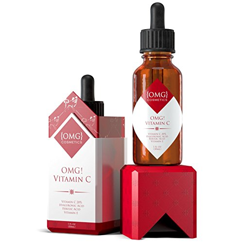 OMG Vitamin Serum Hyaluronic Acid