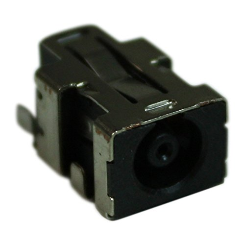 Power4Laptops Replacement Laptop DC Jack Socket for Asus G501