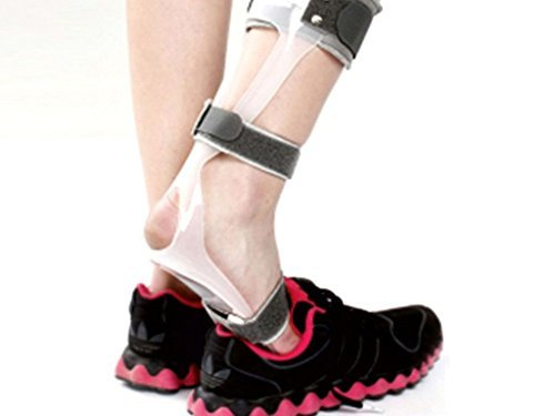 Tynor Drop Foot Brace Ankle Orthosis Splint - Right & Lef...