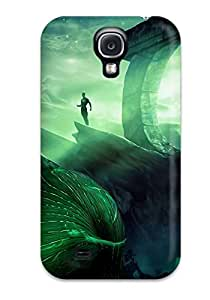 sandra hedges Stern's Shop Ideal JeremyRussellVargas Case Cover For Galaxy S4(green Lantern), Protective Stylish Case