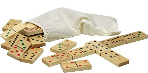 Standard Dominoes - Made in USA made in New England