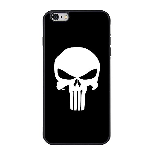 """The Punisher Iphone 6 Plus Case,The Punisher Case Cover for Iphone 6/6s Plus TPU Case (5.5"""")"""