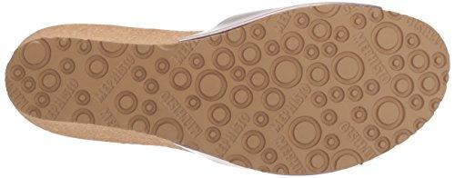 Lise Women's M US Bronze Mephisto 10 Sandal Slide 58cSWwaq