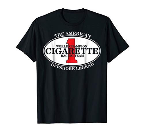 Cigarette Racing Team Tshirt