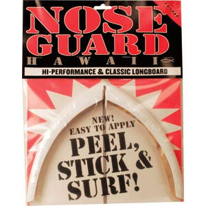 - Surfco Hawaii Longboard White Nose Guard Kit