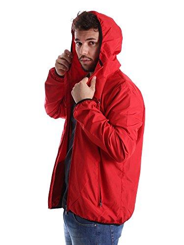 Uomo Rosso Armani Ea7 L Pn28ze1451 Emporio Giubbino 3ypb30 qx7TtwgPYx