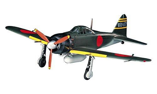 HASEGAWA 00452 1/72 Mitsubishi A6M5 Zero Fighter Type 52 (Zeke)