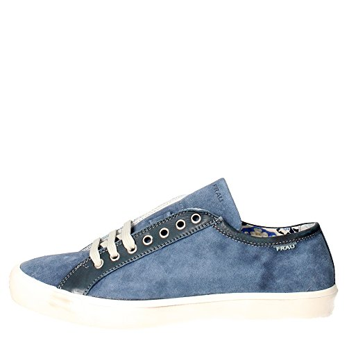 Frau 29C3 Sneakers Man Suede Blue big sale sale online cheap sale shop offer footlocker sale online free shipping marketable BcqgVKT