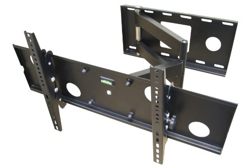 """Mount It Apsamb 37 60"""" LCD TV Wall Mount Bracket with Full Motion Swing Out Tilt"""