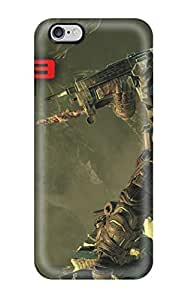 Special ENJOYCASE Skin Case Cover For iphone 6 4.7, Popular Gears Of War 3 Dom Phone Case