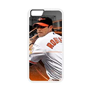 iPhone 6 Plus 5.5 Inch Cell Phone Case White Baltimore Orioles cath kidston phone cover dgjb7030917