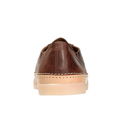 Brun Sneakers Femme Basses Clarks Hidi Holly Ax1nAX0