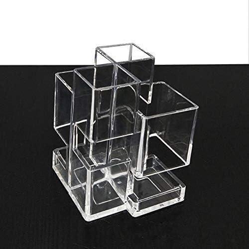 XWYSSH主催 化粧品収納ボックス透明Psの化粧ブラシ主催ホルダー化粧ブラシオーガナイザー収納ボックス XWYSSH