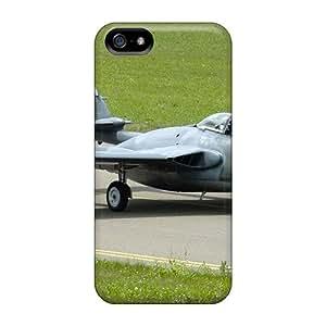 Iphone High Quality Tpu Case/ De Havill Venom Mk I QhmQH23507DKDSI Case Cover For Iphone 5/5s