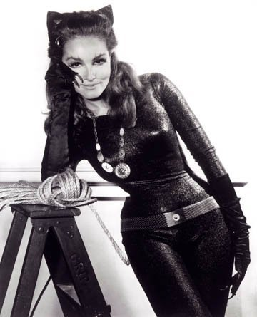 Photo Movie Tv Star Julie Newmar Catwoman 1967 (Picture Catwoman)