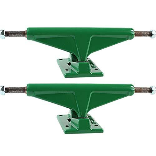 5.8 Hanger 8.5 Axle Set of 2 Venture Trucks Motto High Black w//White Skateboard Trucks