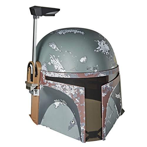 🥇 Star Wars Black Series Casco Electrónico Boba Fett