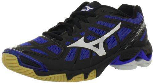 Mizuno Women's Wave Lightning RX2 Volleyball Shoe,Black/S...