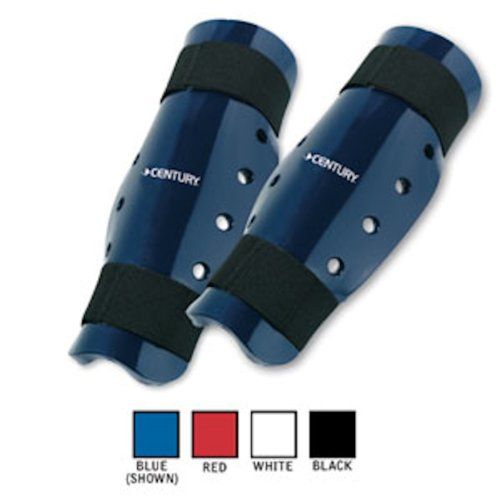 Century Student Shin Guard red youth