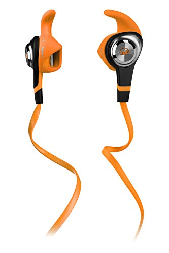 Monster iSport Strive In-Ear Headphones - Orange