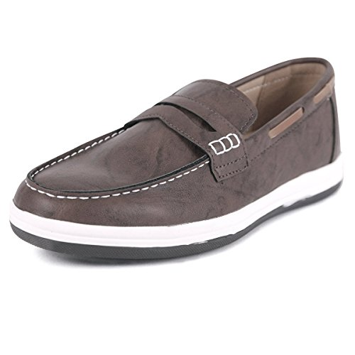Double Strap Point Loafer Shoes Bh184
