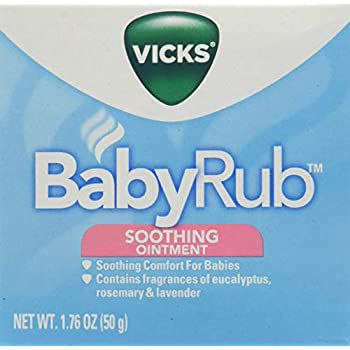 Amazon Com Zarbee S Naturals Baby Soothing Chest Rub With