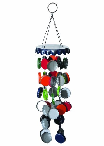 Russco lll MB120014 Bottle Cap Mobile Noisemaker
