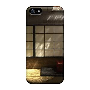 phone covers New Fashionable New Starting Cover Case Specially Made For iPhone 5c(japanese Interior Design City)