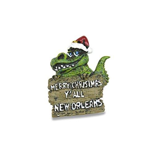 Ornament (Louisiana Alligator)