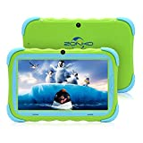 Kids Tablet, 7 inch HD Eye Protection Screen, ZONKO Android Babypad PC