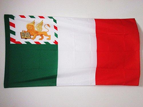 REPUBLIC OF SAN MARCO FLAG 3' x 5' for a pole - REPUBBLICA D