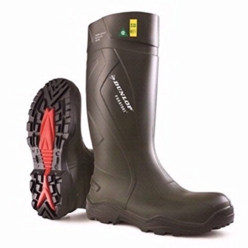 Dunlop Purofort + Avvio Di Sicurezza Completo