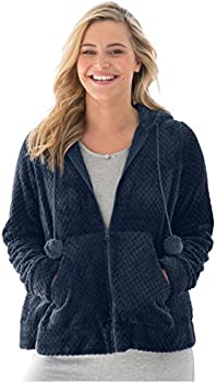Dreams Plush Hooded Bed Womens Jacket