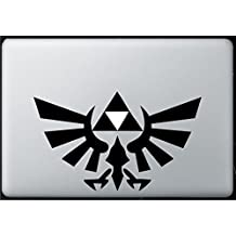 Triforce Zelda Macbook Air-pro 11 13 15 17 Stickers,decal... [Electronics]