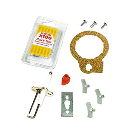 Weil Mclain 383-500-620 Maintenance Kit for Ultra Gas Boilers Sizes ...