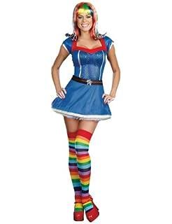 costume rainbow brite Adult