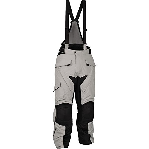 Firstgear Kathmandu Overpants (34) (GREY/BLACK)
