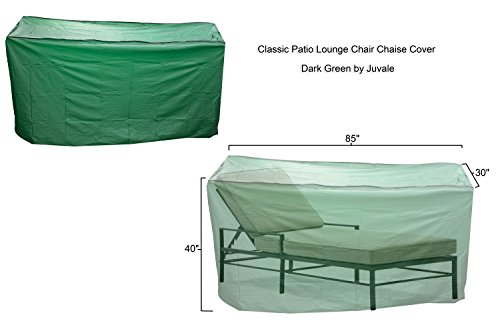 Waterproof outdoor chaise lounge chair cover patio furni for Chaise lounge covers waterproof