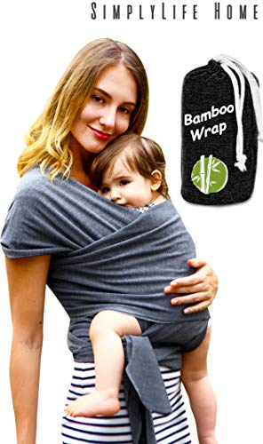 Simply Life Baby Wrap Gray product image