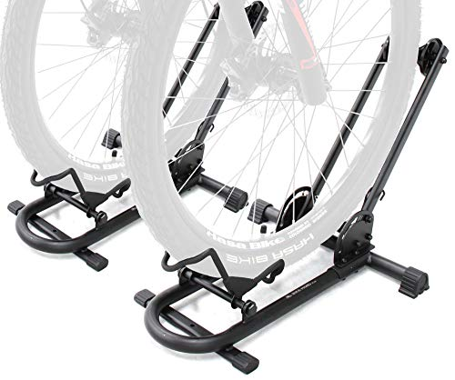Used, Bikehand Bike Floor Parking Rack Storage Stand Bicycle for sale  Delivered anywhere in USA