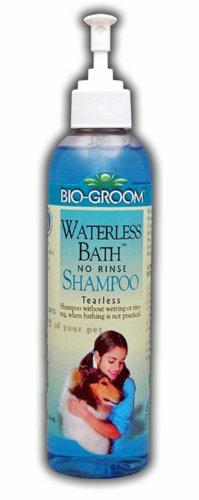 Bio-Groom Waterless Bath No-Rinse Shampoo, 8-Ounce, My Pet Supplies