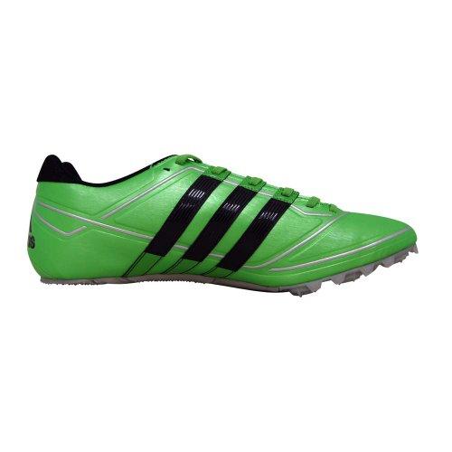adidas - Zapatillas de atletismo de material sintético para hombre verde verde verde - verde