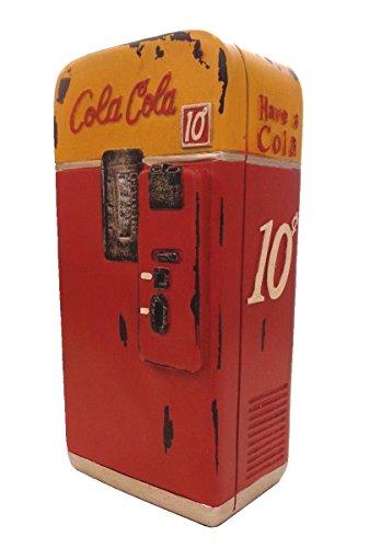 Vintage Cola Vending Machine Coin Bank (Cola Bank)